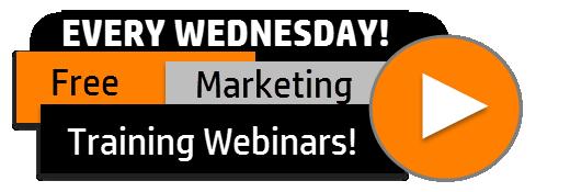 Weekly Marketing Training Webinars - Daniel James Lemmenes